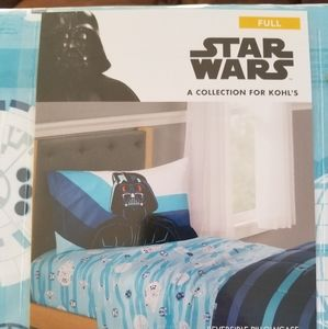 Disney Star Wars Microfiber Sheet Set Full Size Co